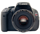 canon t3i 600d