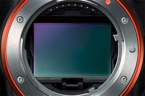 digital slr image sensor