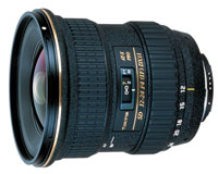 Tokina 12-24mm f/4 AT-X Pro DXII lens for Nikon