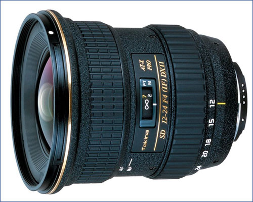 tokina 12-24mm wide angle lens