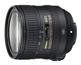 nikon 24-85mm lens