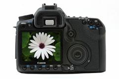 Canon 40D Live View