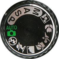 d60 mode dial