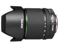 pentax 18-135mm lens