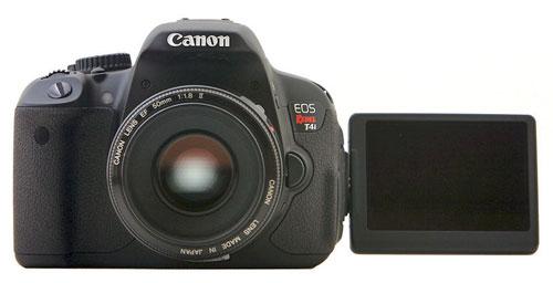 Canon Rebel T4i 650D