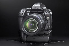 olympus e-3 with hdl-4 grip