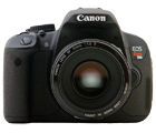 Read Canon 650D T4i Review