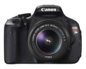See Canon 600D Features