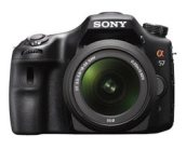 See Sony SLT-A57 Features