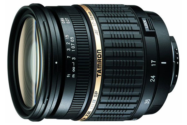 Tamron 17-50mm f/2.8 Zoom Lens
