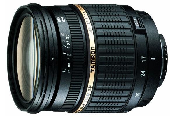 Tamron 17-50mm f/2.8 Zoom Lens