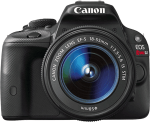 See Canon 100D SL1 Overview