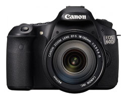See Canon 60D Features