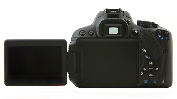 Canon 650D T4i Flexible LCD Screen