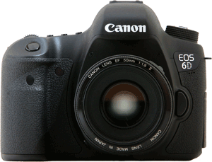 Read Canon 6D Review