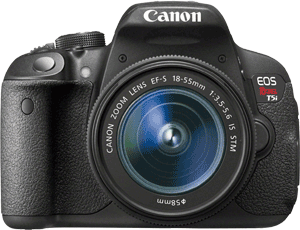 Read Canon 700D T5i Overview
