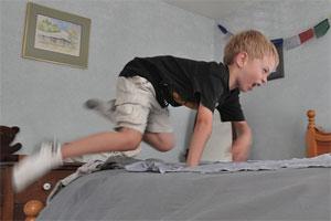 Child Photo Indoors Natural Light
