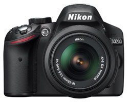 See Nikon D3200 Features