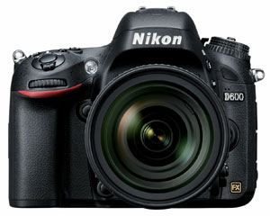 See Nikon D600 Features