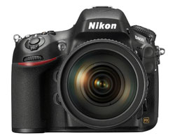 See Nikon D800 Features