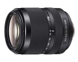 SAL8135 18-35mm f/3.5-5.6 zoom lens