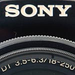 Sony Digital SLRs