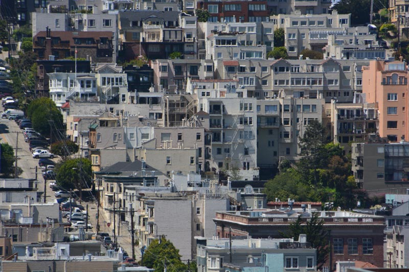 Nikon D7100 - San Francisco Buildings
