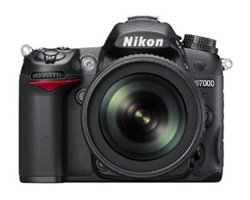 See Nikon D7000 Features